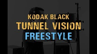 KODAK BLACK TUNNEL VISION (FREESTYLE) - BAZANJI BARS #3