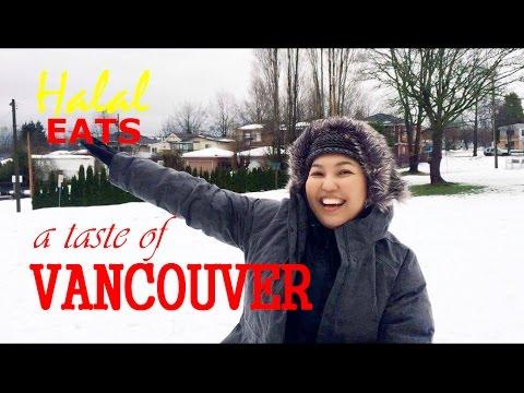 HALAL EATS | a taste of VANCOUVER