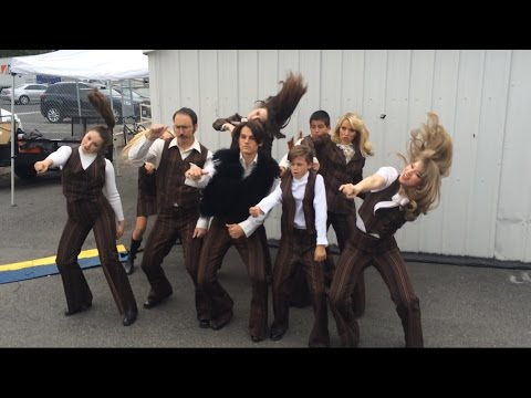 Saturday's Warrior  Flinders 9  Whip and Nae Nae 70s Style