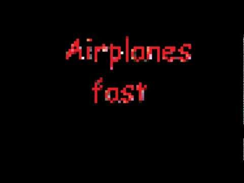 Airplanes Fast Instrumental (E-wan)
