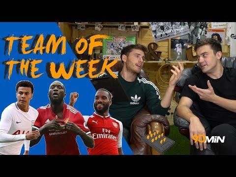 Will Lukaku win Man United the Premier League!? | Chelsea in trouble after Burnley loss!? 90min TOTW