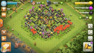 Playing Clash Of Clans Live! 🎆Visiting Bases 🔥And Finishing off Clan Games!💥