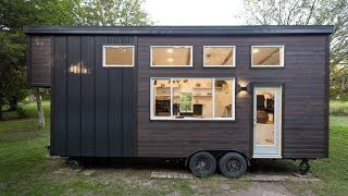 The Most Natural Modern 26ft Tiny House For Sale