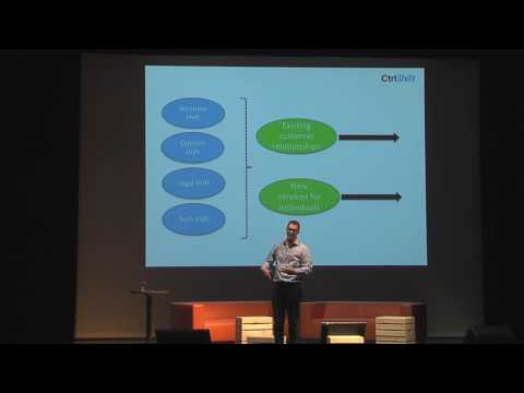 Jamie Smith - MyData2016 - Challenges for the data-driven society - Plenary