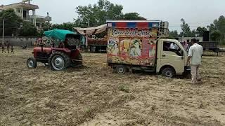 Tata ACE & Massey 241 tractor tochan in noorpur hoshiarpur