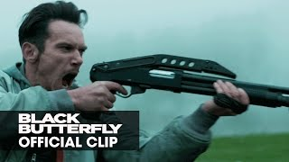 """Black Butterfly (2017 Movie) – Official Clip """"Getaway"""""""