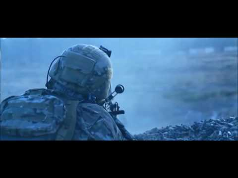 US Army Rangers In Combat