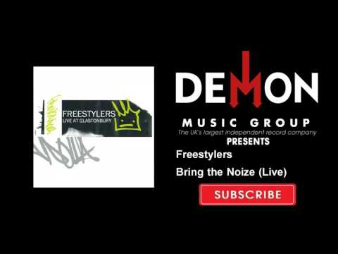 Freestylers - Bring the Noize - Live