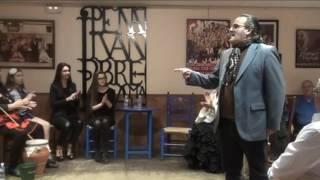 Zambomba Flamenca El Pescaílla y A  Pantoja