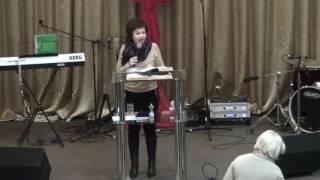 """церковь""""Обновление"""" разбор слова 1 марта 2017г"""