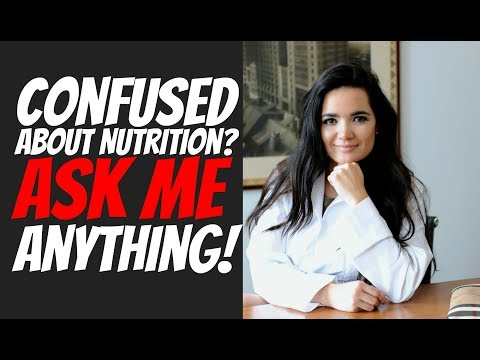 Confused About Nutrition? Ask Me ANYTHING!   Gauge Girl Training