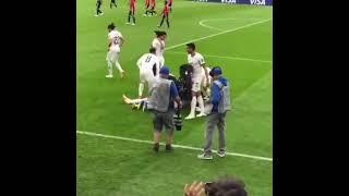 Asi narraron en Argentina el Gol de José Maria Gimenez ante Egipto