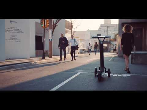 Segway's Smart Electric Scooter Has Built-In AI Driver Assistance
