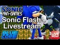 Best & Worst Sonic Online Flash Games Livestream