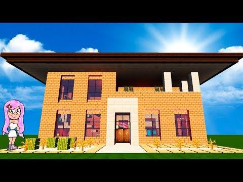 Casa moderna de tierra minecraft casa noob p 1 present for Como hacer una casa moderna y grande en minecraft 1 5 2