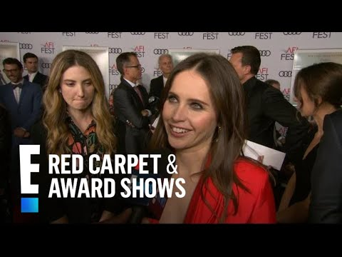 Felicity Jones Advice From Ruth Bader Ginsburg on Playing RBG | E! Red Carpet & Award Shows