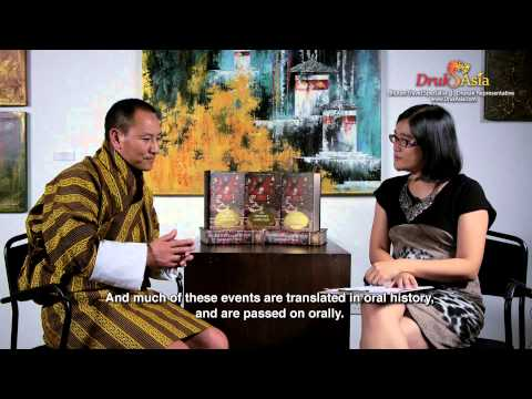 Interview with Dr Karma Phuntsho, author of History of Bhutan
