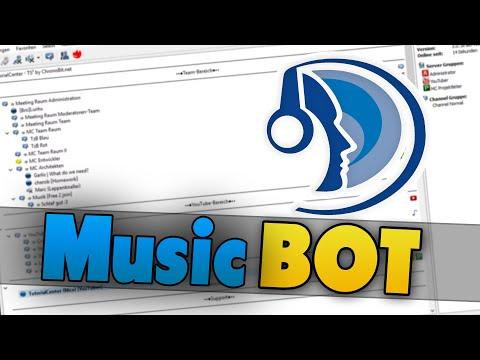 Teamspeak3 Musikbot erstellen (kostenlos) - Tutorial - TS3 Music BOT