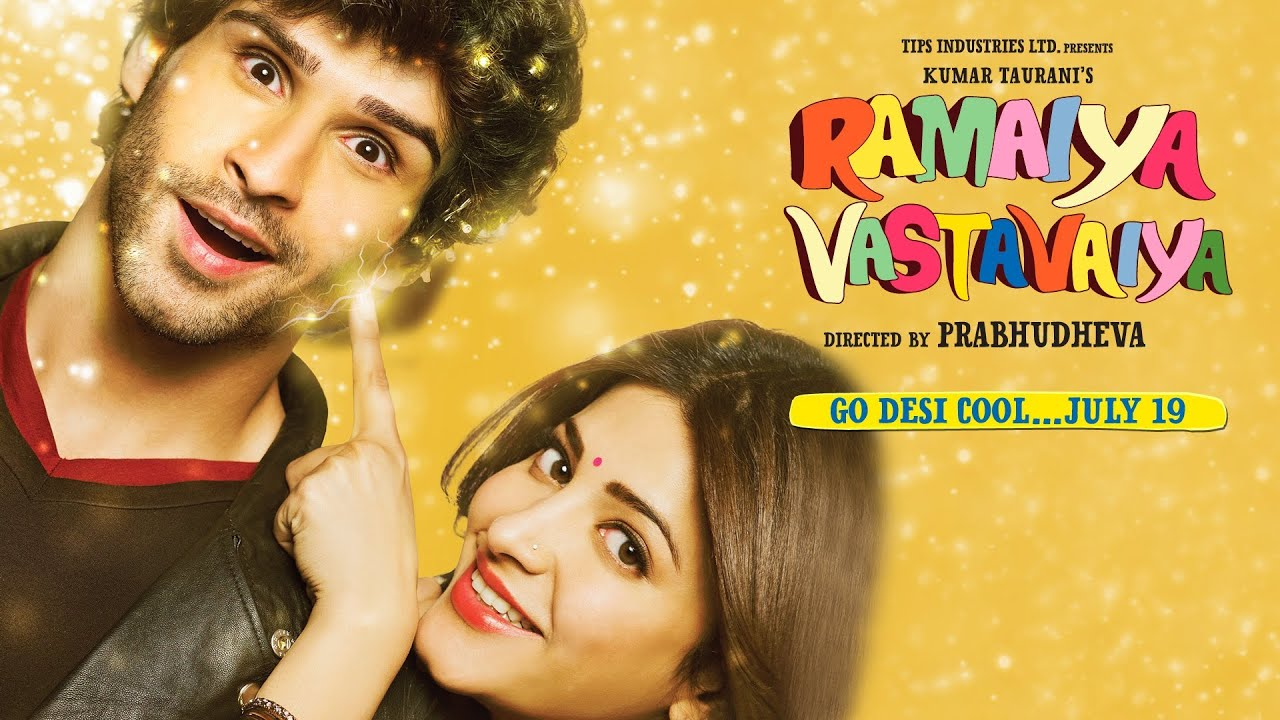 ramaiya vastavaiya new trailer - the complete entertainer i romance