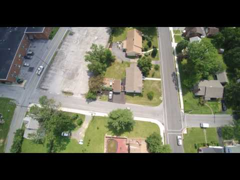 Drone  Walk from Pennview Suites to Penn State Altoona