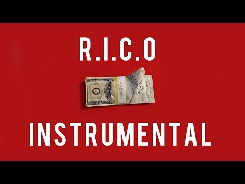 Meek Mill - R.I.C.O. ft. Drake (Official Instrumental)