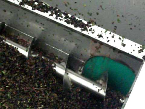 Vasca per uva colea laterale chiusura for Vasca trasporto uva usata