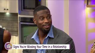 Sister Circle | Relationship Roadmap with Self Love Ambassador Derrick Jaxn | TVONE