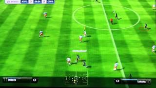 partido clubes fifa 13 entrenamiento chotopass fc