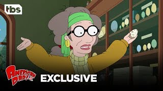 Скачать American Dad College Egg Collector Clip TBS
