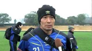 ガンバ大阪のキャンプ映像レポート(2月16日)です。新シーズンに向けて...