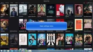 Popcorn Time - Cache Directory
