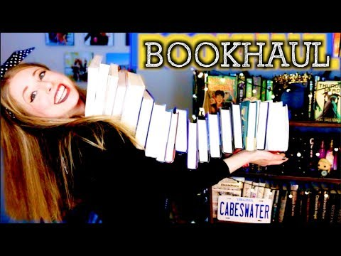 CHRISTINE'S HOARDER ANGST BOOKHAUL