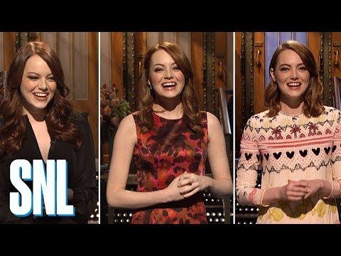 Emma Stone Returns to Saturday Night Live