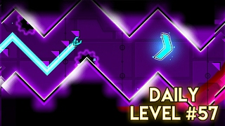 "(0.01 MB) DAILY LEVEL #57 | Geometry Dash 2.1 - ""Unity"" by GD Jose 