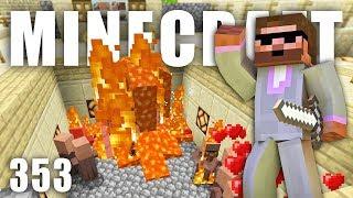 NA TENHLE DÍL SE NEKOUKEJTE! | Minecraft Let's Play #353
