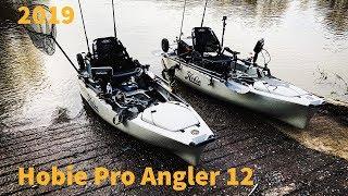 2019 Hobie Pro Angler 12 | Maiden Voyage @ Barge canal