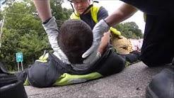 My Motorcycle Crash