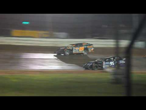 Part 4/4       7-30-16 ABC Raceway Modified Feature Jeff Spacek