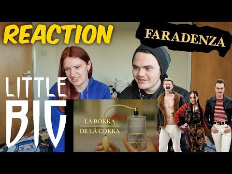 !!REACTION!! LITTLE BIG – FARADENZA (official Music Video)