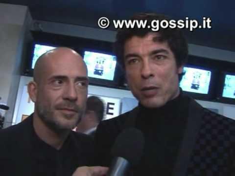 Alessandro Gassman e Gianmarco Tognazzi