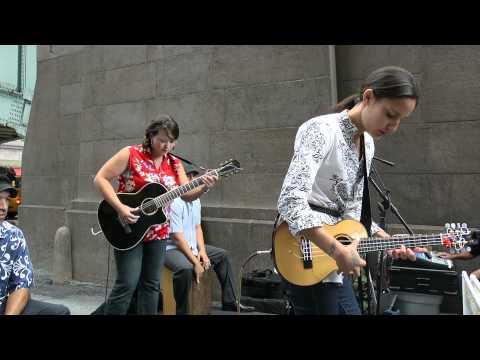 Hawaiian Music Medley from Taimane Gardner in New York