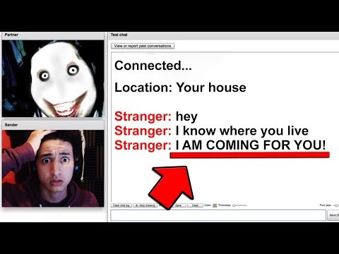 DO NOT CHAT WITH STRANGERS ON THE DARK WEB! - (Scary True Deep Web Horror Story Animated)