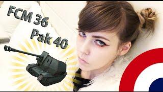 TANK GIRL: FCM 36 Pak 40 (∘⁼̴⃙̀˘︷˘⁼̴⃙́∘) Два геймплея