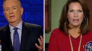 Michele Bachmann's Stupidity Baffles O'Reilly