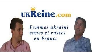 видео femme russe en France