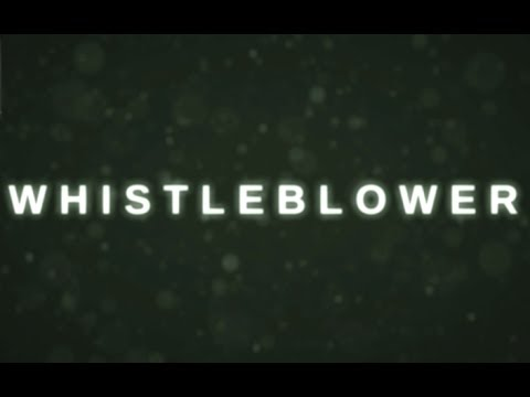 Whistleblower - Part 1: Cannibal