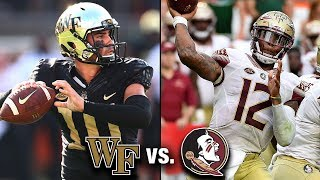 Wake Forest vs. Florida State Football Preview