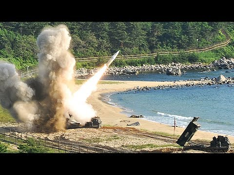 US, S. Korea Launch Missiles Into East Sea During Exercise After North Korean's ICBM Test
