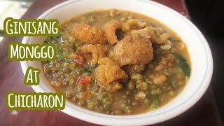 Download Video Ginisang Monggo At Chicharon (Sauteed Mung Beans And Pork Crakling) MP3 3GP MP4