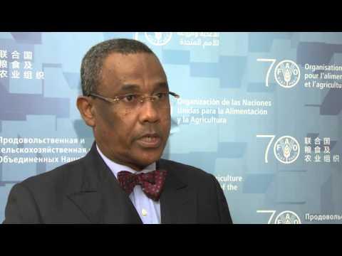 Déclaration de Gabriel Tchango, République du Gabon